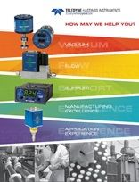 Teledyne hastings product catalog