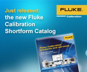 Fluke calibration catalog